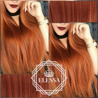 HAIR EXTENSIONS ELESSA - Натурални Екстеншъни Комплект от 200 грама Коса / 70 см