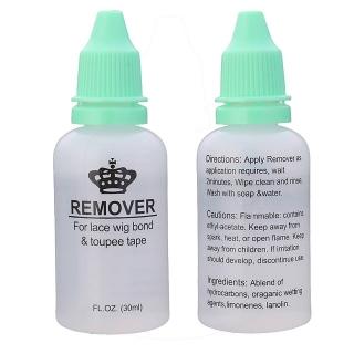 Remover - За отстраняване на Лепило, Разтвор за Отстраняване и Премахване на Лепило за Коса