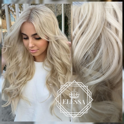 Natural Extension Luxury Set / Hair Extensions ELESSA